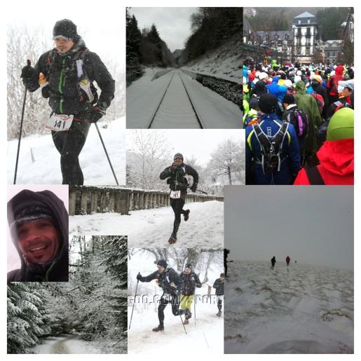 Trail hivernal du sansy 2013 en image