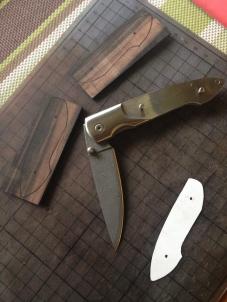 Couteau de PO