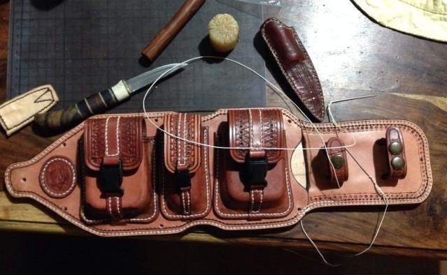 couture Stitching premiere passe achevée