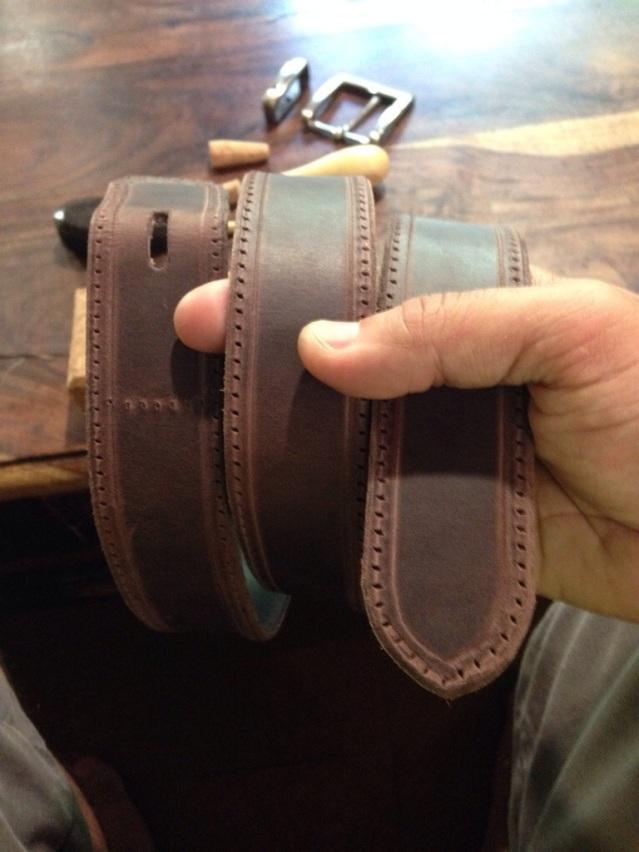 ceinture de polo