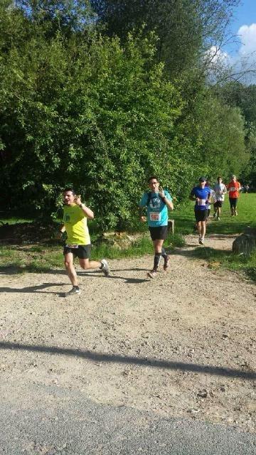 trail des castors FOU 2014